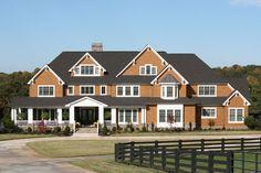 House Plan 132-185 - interesting older plan,  like how family room fireplace blocks front entry
