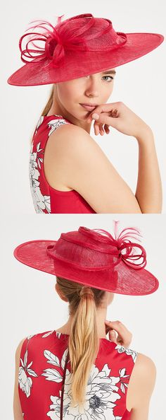 6bb49cc7c1 Hatista - How to Choose Hat for Face Shape. Find a hat to suit your face  shape. What to wear to Royal Ascot. Find the perfect Mother of the Bride  Hat.