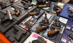Senator: gun control discussions won't change 'neo-anarchist' Republican party #inewsphoto