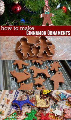 Homemade Cinnamon Or
