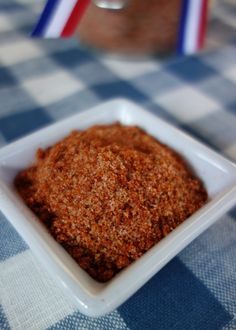 Memorial Day is right around the corner. I am already testing out my menu. I decided to make my own BBQ Seasoning this year. I love to ma...