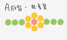 비즈반지 만드는 법 1탄 : 네이버 블로그 Tech Logos, Chart, Flower