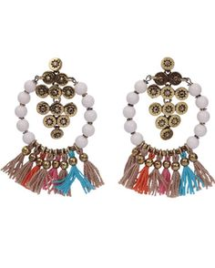 Earrings by Gio Bernardes