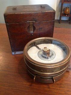 Pigeon Racing Clock from England. Made in Belgium.