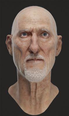 Cabal Patriarch, Arthur Hernandes on ArtStation at https://www.artstation.com/artwork/cabal-patriarch