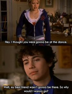 Who else secretly wished their life would turn into lizzie mcguire when they were in middle school?