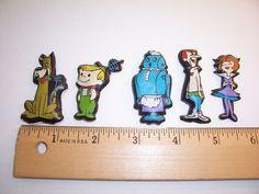 Vintage MAGNETS - Cartoon Characters - THE JETSONS - 1970's - Hong Kong - Robot    eBay