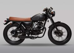 OUR BIKES Mutt brings an exciting and fresh attitude to the small CC market at an affordable price. The brainchild of renowned custom builder and gentleman welder Benny Thomas, the small but well considered range includes the McQueen influenced Desert Racer and the street brat inspired Mongrel. The attention to detail and eye for design …