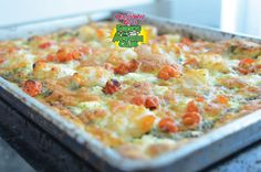 Try this healthy shrimp pizza, along with other #fish and #stemveggie #recipes! Yum! organwiseguys.com