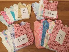 There is just 1 more week left for the Annual Craftsy EYMM Charity Sew-Along NICU Smock Drive! Did you hear about or take part in last 2 year's Craftsy community service sewing pr… Love Sewing, Sewing For Kids, Baby Sewing, Sewing Hacks, Sewing Crafts, Sewing Projects, Sewing Ideas, Fabric Crafts, Preemie Babies