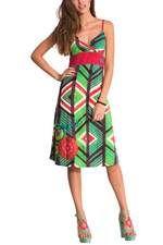Panama dress by Desigual