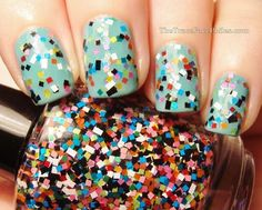 fashion,girls,cool,nail polish
