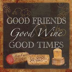 RB7425CC <br> Wine Cork Sentiment III <br> 12x12'