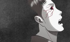 shingeki no kyojin x tokyo ghoul - Marco Bodt<<.......UNRAVEL GHOUL!!!!!!!