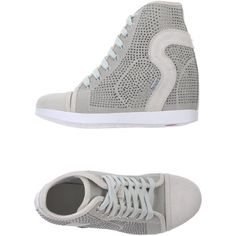 studded sneakers - White Ruco Line PAL2IIY