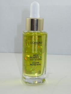 LOreal Age Perfect Hydra Nutrition Glow Renewal Facial Oil