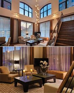 The Tribeca Fairchild New York Lofts for Sale are affordable, well located and luxurious inside.