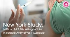 Gay and bisexual men in New York City using the oral form of HIV prevention drug PrEP, would prefer to have the injectable form of the drug. Hiv Prevention, Picture Blog, Prepping, New York, News, Health, New York City, Health Care, Salud