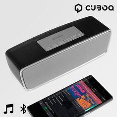 Altoparlanti Bluetooth CuboQ Radio CuboQ 31,08 € Preparati per rinnovare gli altoparlanti della tua casa grazie agli altoparlanti Bluetooth CuboQ Radio! Con questialtoparlanti con radio portatilinon solo potrai ascoltare la tua migliore musica, ma potrai anche goderti i tuoi programmi radio preferiti.www.cuboq.comFunzione radio FM (collegare il cavo USB per amplificare il segnale)Potenza: 2 x 5W (RMS)Bluetooth 2.1Batteria: 2000mAhPredisposti per scheda microSDFunzione vivavoceRaggio…