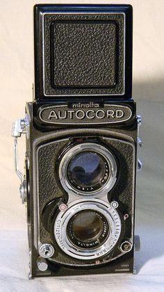 1965 Minolta Autocord.