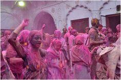 India celebra Festival Holi. Visite nuestra página y sea parte de nuestra conversación: http://www.namnewsnetwork.org/v3/spanish/index.php #nnn #bernama #malaysia #malasia #india #holi #festival #celebracion #celebration