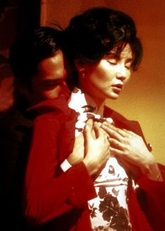 Tony Leung and Maggie Cheung, In the Mood for Love (2000), written and directed by Wong Kar-Wai