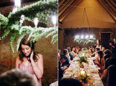 Victoria & Christofs wedding styled by Gather