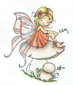 Dreams & Wishes by Sugar Nellie Coloring Books, Coloring Pages, Fairy Drawings, Whimsy Stamps, Baby Fairy, Flower Fairies, Fairy Art, Fairy Dolls, Digital Stamps