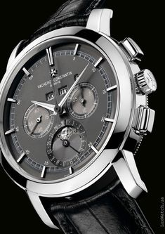 The Watch Quote: The Vacheron Constantin Patrimony Traditionnelle Chronograph Perpetual Calendar watch Dream Watches, Fine Watches, Cool Watches, Rolex Watches, Ladies Watches, Stylish Watches, Luxury Watches For Men, Expensive Watches For Men, Discount Watches