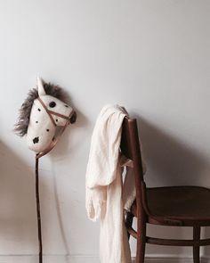 """422 """"Μου αρέσει!"""", 25 σχόλια - Michala (@_no.19) στο Instagram: """"Horse from a very dear auntie. #lovehandmadetoys"""""""