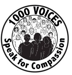 1000 Voices Speak - Join the Campaign of a 1000 voices and make the world a better more compassionate place!