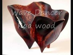 Derek Bencomo, Turned and carved wood Art, Happy Mother's Day sale