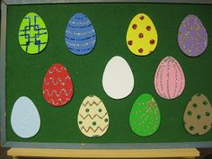 Read It Again!: Flannel Friday: Where's my egg?