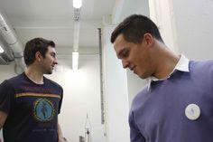 Florian et Xavier
