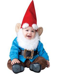 Costume nano da giardino per bébé - Lusso   Questo costume da nano da  giardino per c6a5e8aa8016