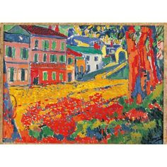 Maurice de Vlaminck was a French painter and a leading figure in the Fauvism art movement, famous for his vivid pure colors and expressive landscapes. Andre Derain, Henri Matisse, Raoul Dufy, Fauvism Art, Maurice De Vlaminck, Georgia O'keeffe, Georges Braque, Post Impressionism, Les Oeuvres