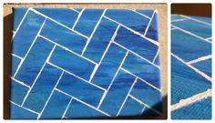"""Made By Poneka: Guaches...a continuação! My Wall """"Art""""!! :)"""
