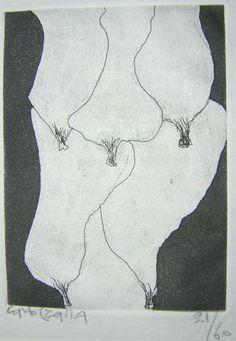 Carol Rama - Mucca pazza, 1997