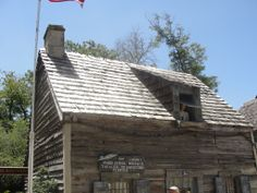 The oldest wood school house in the USA St Augustine Florida