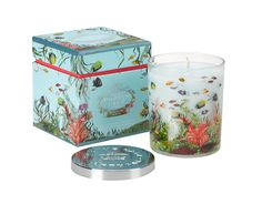 Portus Cale Fish Scented Candle