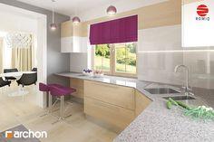 Behance :: Create ProjectDom w anyżku. Dom jednorodzinny, parterowy z poddaszem użytkowym. Do dyspozycji: 5 pokoi, kuchnia, 2 łazienki, spiżarka, kotłownia, kominek, garaż. Więcej informacji na naszej stronie internetowej: http://archon.pl/gotowe-projekty-domow/dom-w-anyzku/m435e35183449e