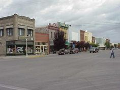 Baker City, OR  I love this place, it is an actual Wild West town and most of the buildings have been preserved.