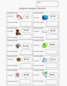 math worksheet : money worksheets  quot;money sense quot; and quot;making change quot;  money  : Making Change Math Worksheets