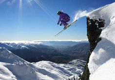 Cardrona Skifield - a 45 minute drive over the stunning Crown Range through the  beautiful Cardrona Valley