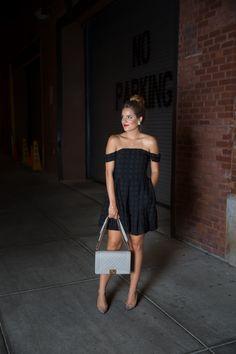 Gal Meets Glam- Little Black Dress