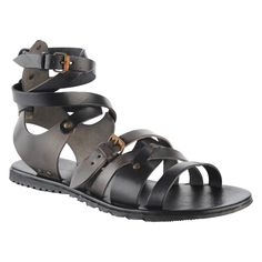 Oh Aldo... there's a fine line between fierce and retarded.... this sandal crosses it. LOL!