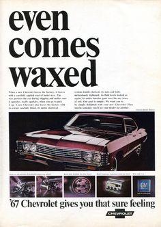 Todos os tamanhos | 1967 Chevrolet Impala Sport Sedan Advertisement Newsweek March 20 1967 | Flickr – Compartilhamento de fotos!