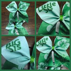 2 bows! Custom dyed glitter matching sister bows.  These bows are NOT made with an iron on transfer -fully dyed, glitter in ANY color - pinned by pin4etsy.com