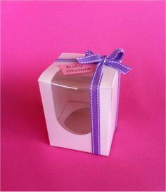 moldes de cajas para cupcakes individuales para imprimir - Buscar con Google