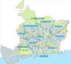 Districtes de Barcelona - Barcelona - Wikipedia, the free encyclopedia